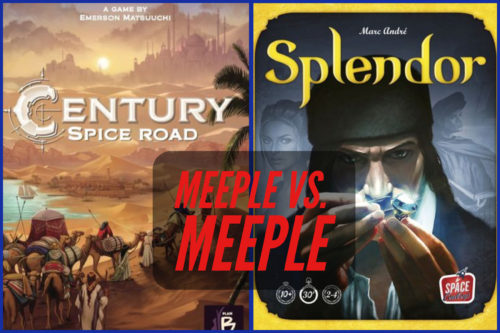Century: Spice Road vs. Splendor