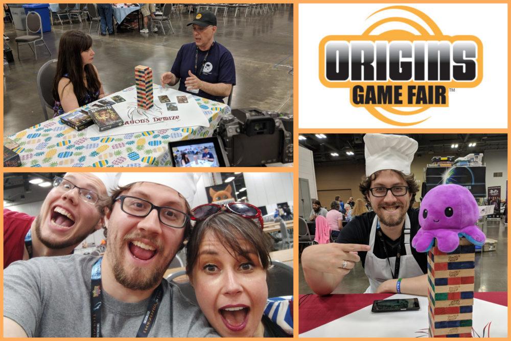 Origins 2018 Recap – The Experience