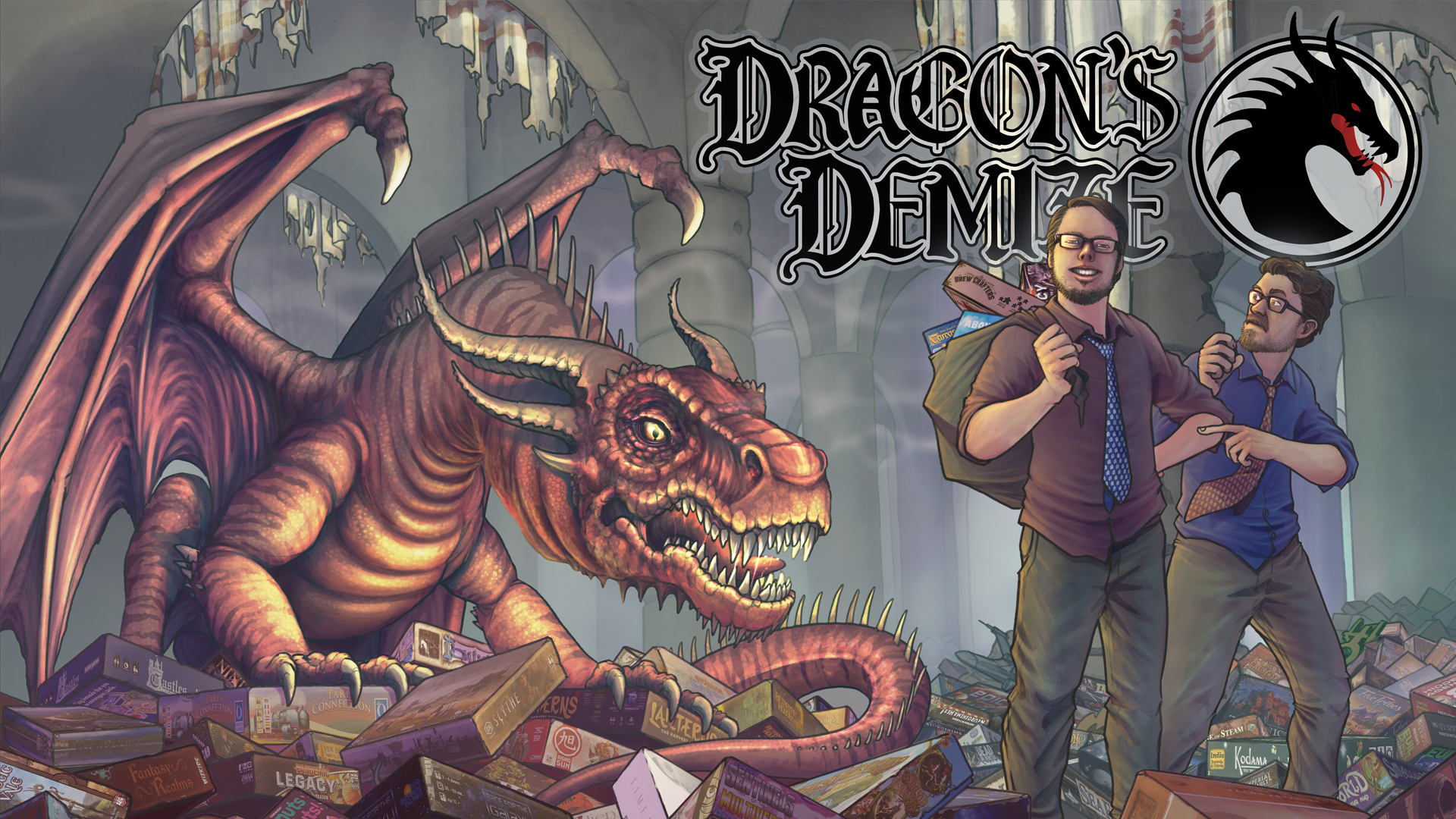 Welcome to Dragon's Demize