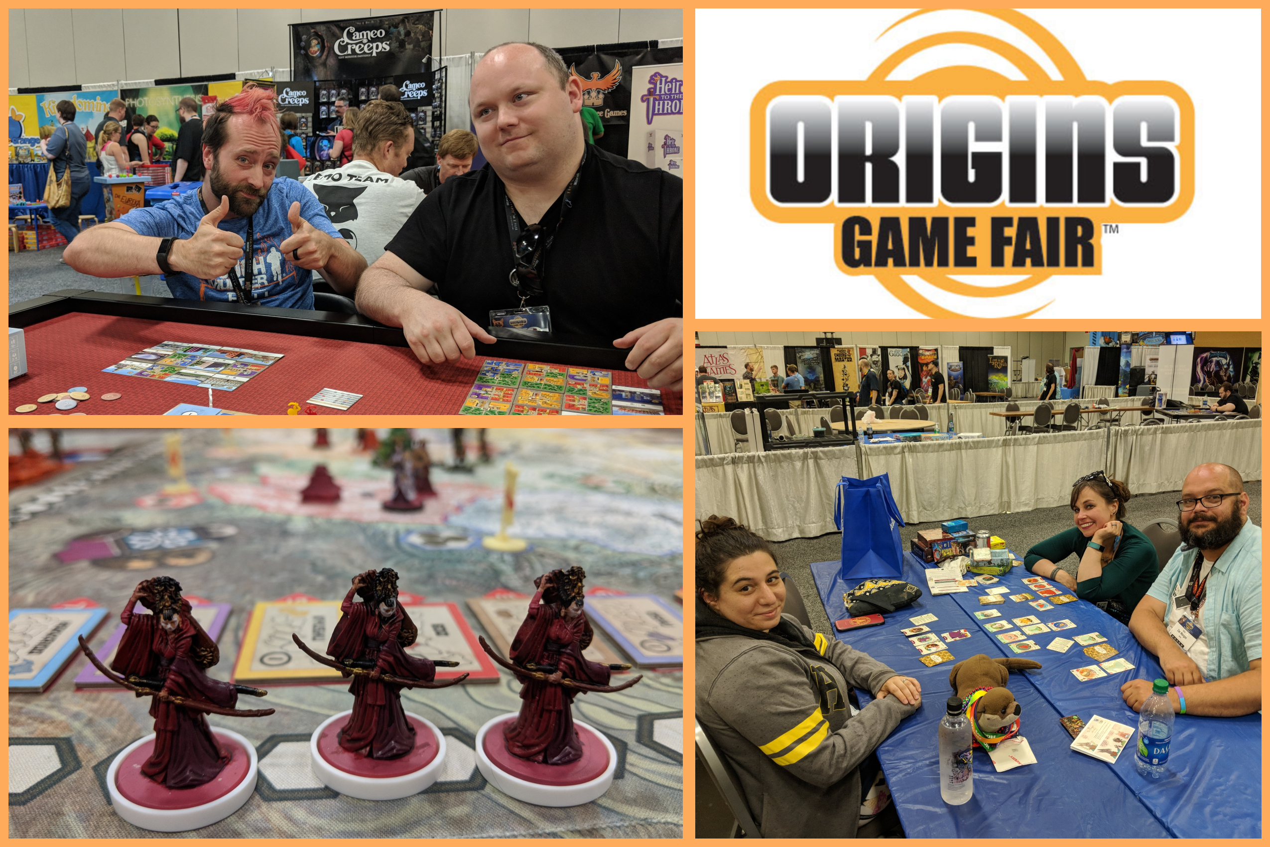 Origins 2018 Recap - The Games