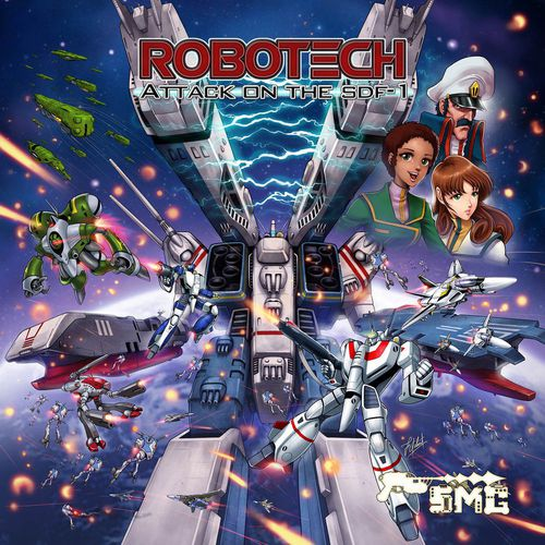 Robotech - Attack on the SDF-1