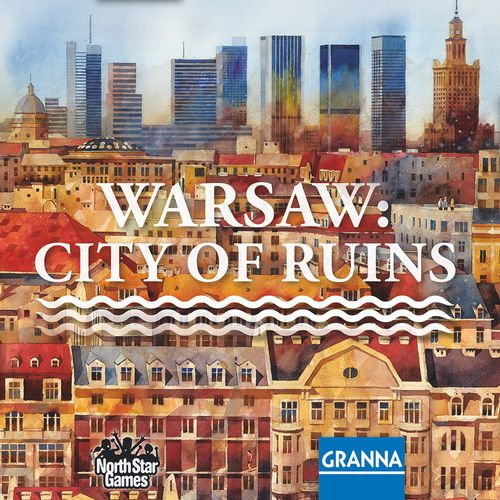 Warsaw: City of Ruins