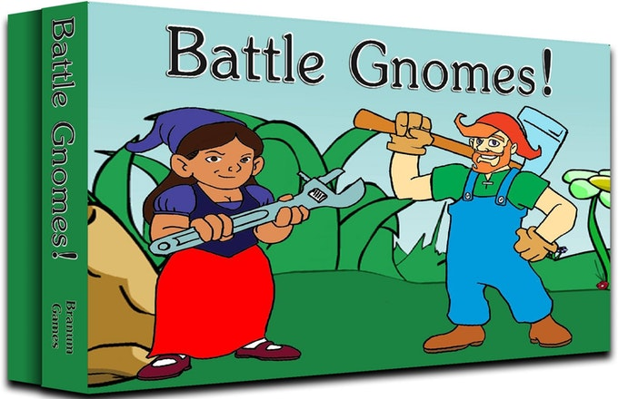Battle Gnomes!
