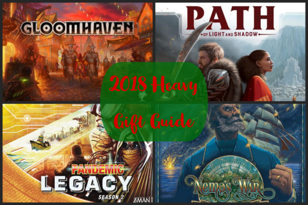 2018 Heavy Gift Guide
