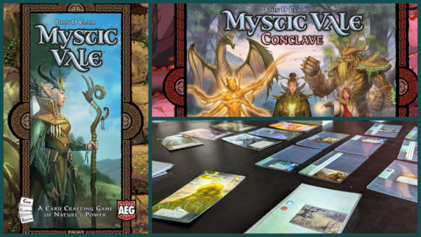 Mystic Vale Expansions