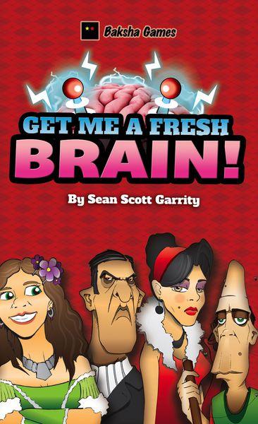 Get Me a Fresh Brain