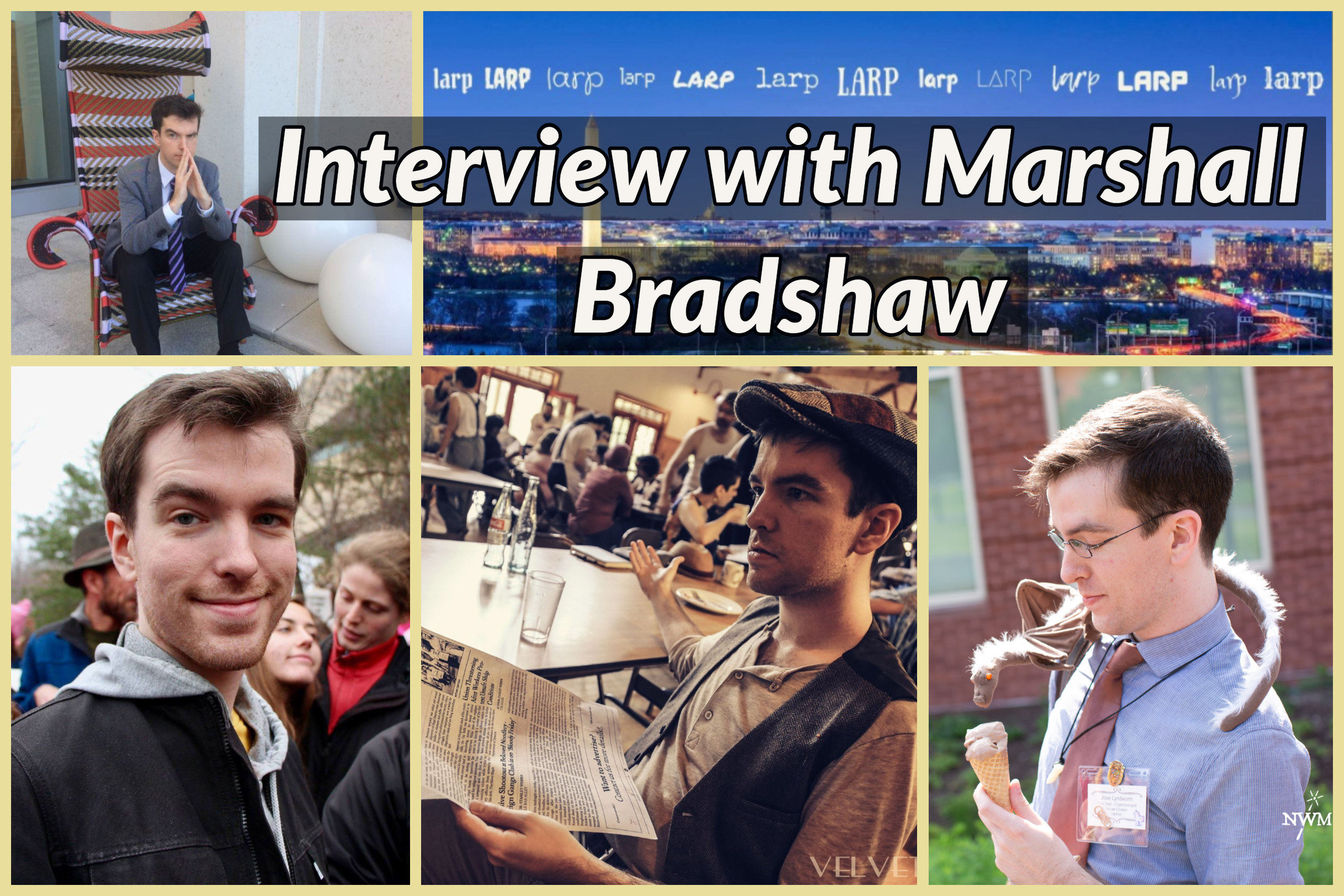 Interview with Marshall Bradshaw