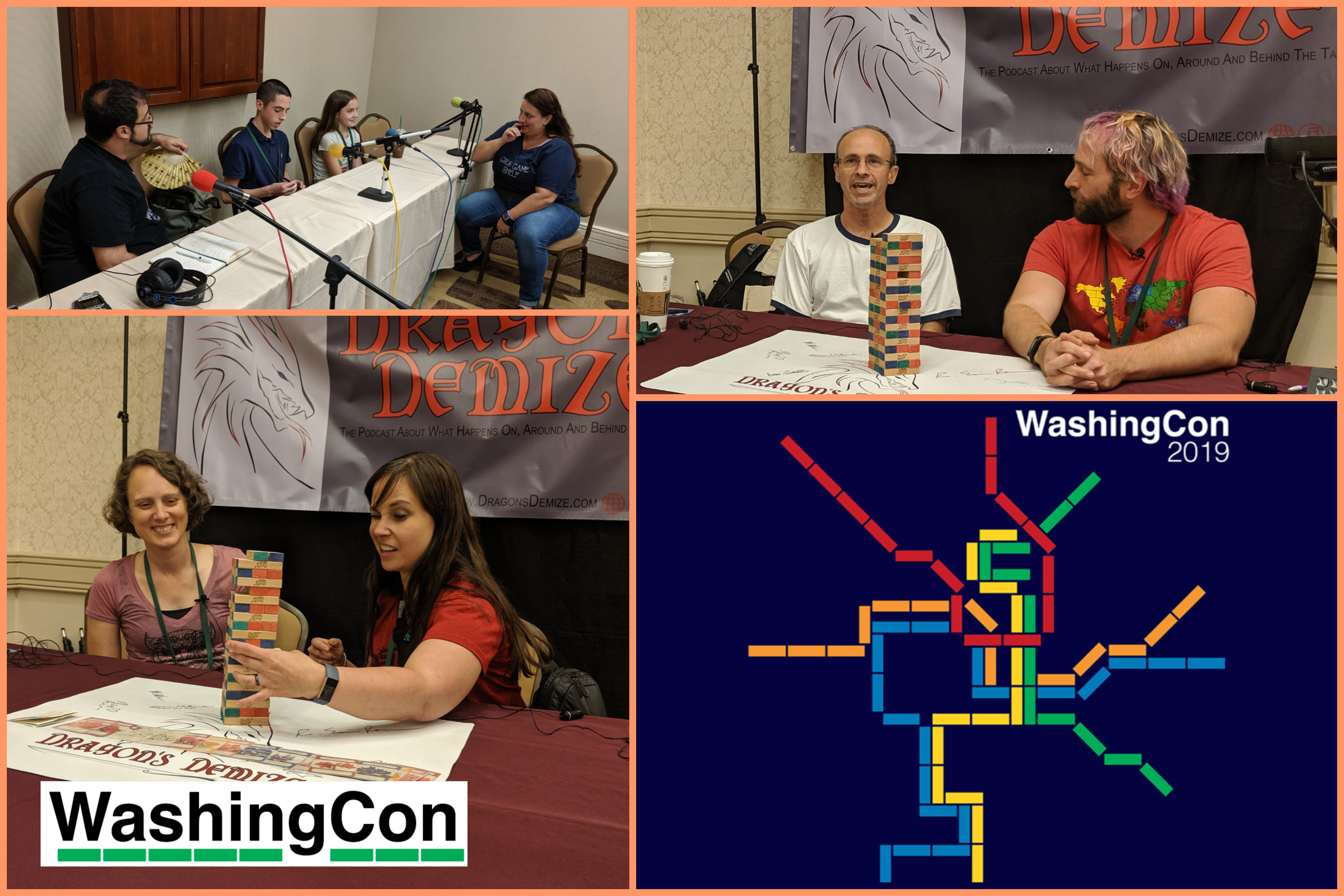WashingCon 2019 Recap